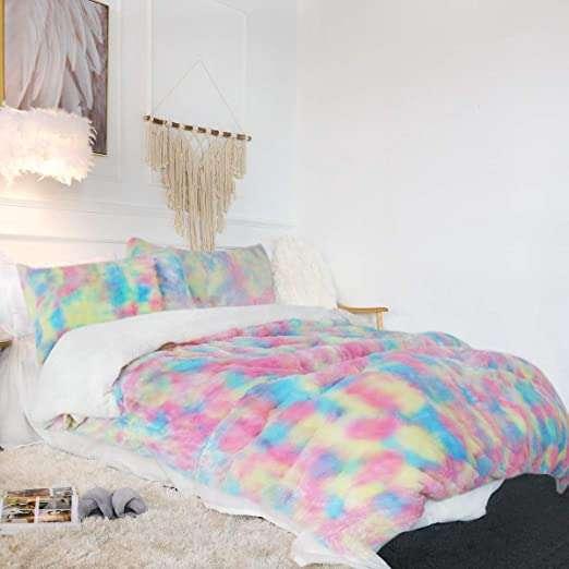 Rainbow Bedding