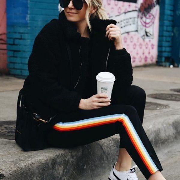 Rainbow Womens Pants