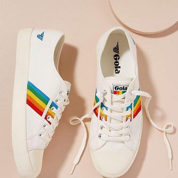 Rainbow Shoes Mens