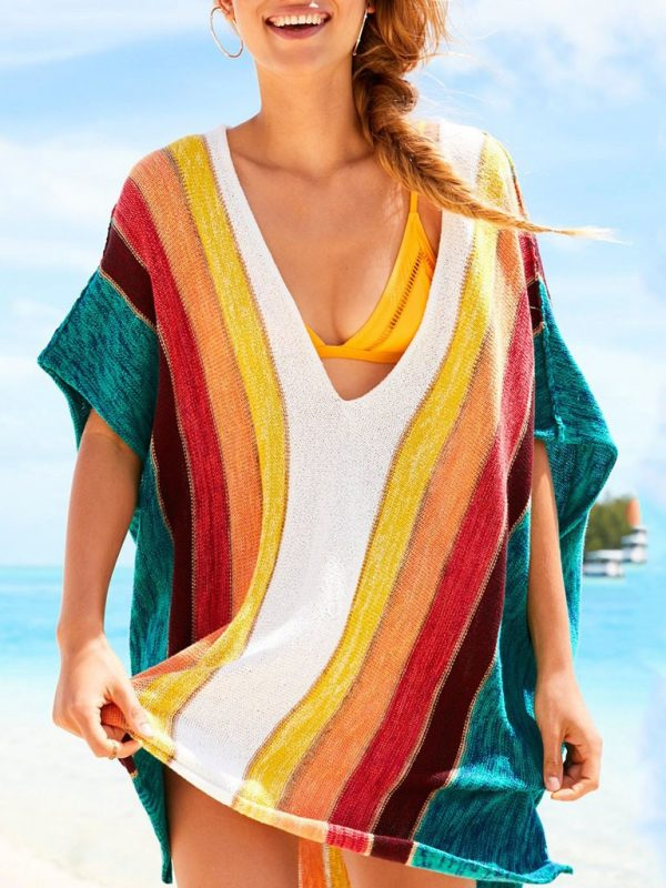 Rainbow beach wears