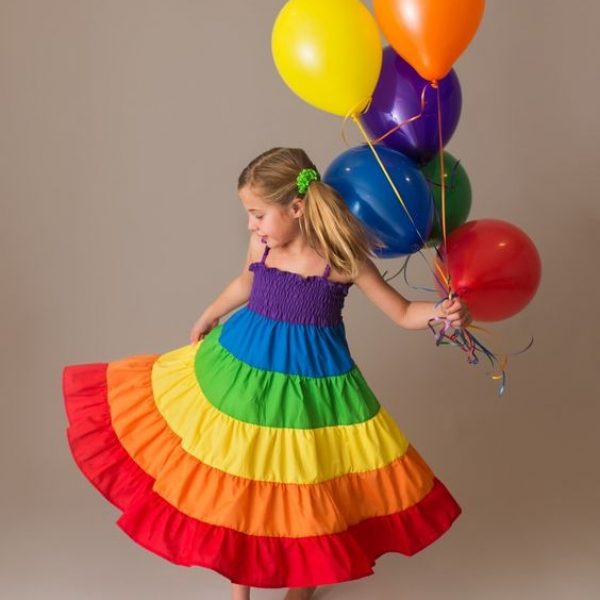 Rainbow Kids Clothes