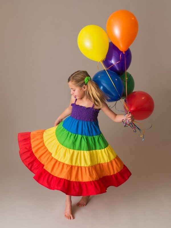 Rainbow Kids Clothes